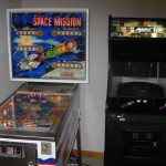 Next to MAME Cabinet